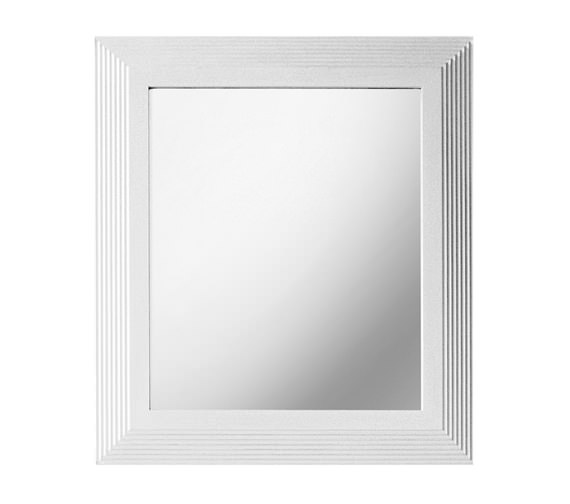 Imperial Astoria 607 x 770mm Small Mirror White