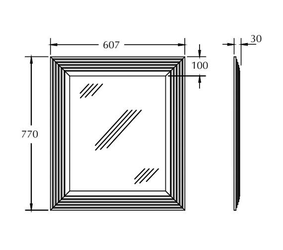 Technical drawing QS-V16473 / XLU0020200