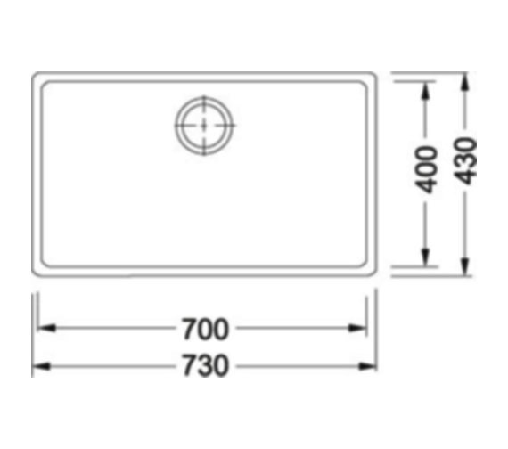 Technical drawing QS-V84041 / 1220433267