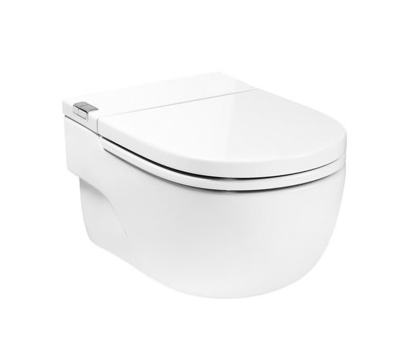 Roca Meridian-N In-Tank Wall-Hung WC With L-shaped Support For Stud Walls