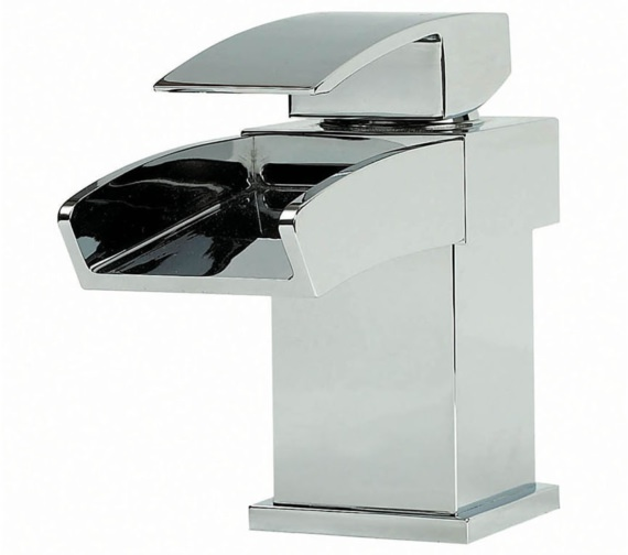 Phoenix AC Range Single Lever Mini Mono Basin Tap With Klik Klak Waste