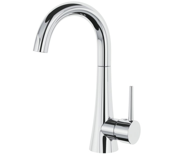 Abode Chao Monobloc Basin Mixer Tap