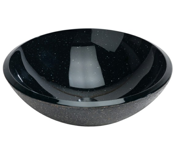 Beo Lavabo 420mm Countertop Basin Black