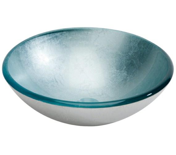 Beo Lavabo 420mm Glass Countertop Basin