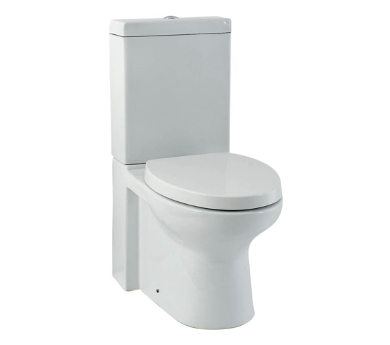 Phoenix Forma 360mm Closed Coupled WC With Cistern