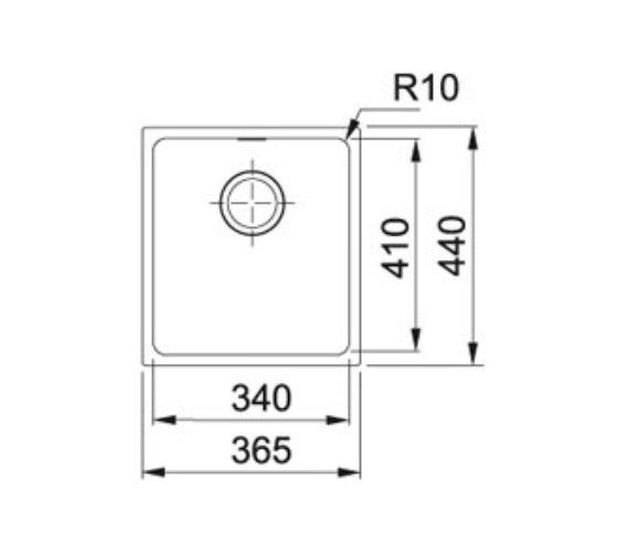 Technical drawing QS-V34292 / 1250252227