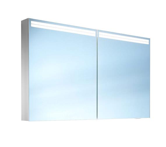 Schneider Arangaline 2 Door Mirror Cabinet 1200mm