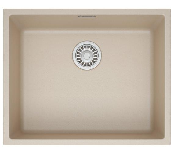 Franke Sirius SID 110 50 Tectonite Coffee 1.0 Bowl Kitchen Undermount Sink