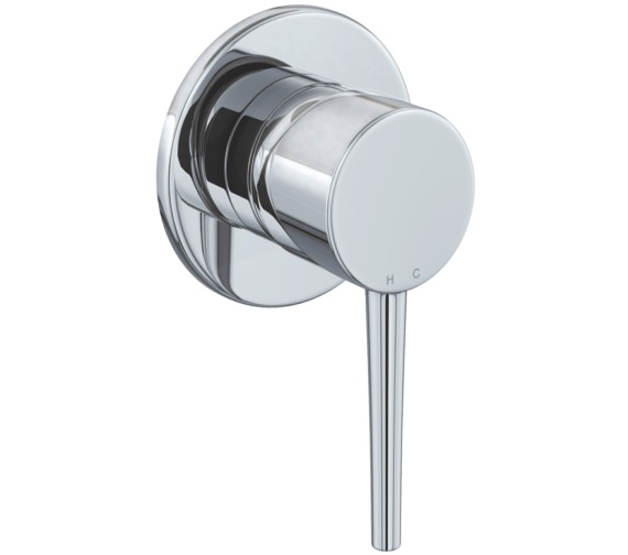 Abode Chao Wall Mounted Bath Mixer Control