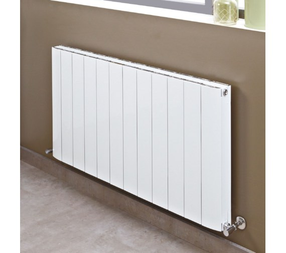 Phoenix Urban 936 x 600mm Aluminium Radiator Anthracite