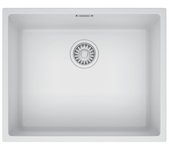 Additional image of Franke Sirius PP SID 110 16 + SID 110 50 Tectonite Polar White Sink And Tap