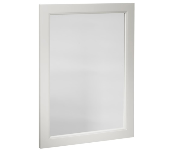 Roper Rhodes Hampton 570mm Mirror Chalk White