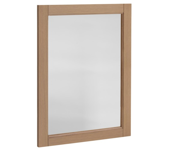 Roper Rhodes Hampton 570mm Mirror Natural Oak