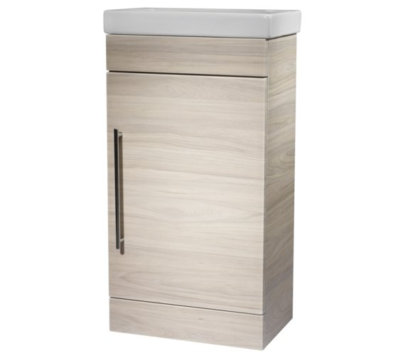 Roper Rhodes Esta 460mm Light Elm Freestanding Unit With Basin