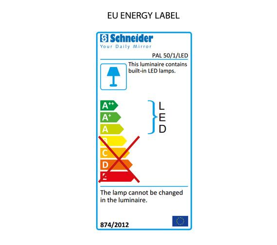 Additional image for QS-V16567 Schneider - PAL 100/2/LED