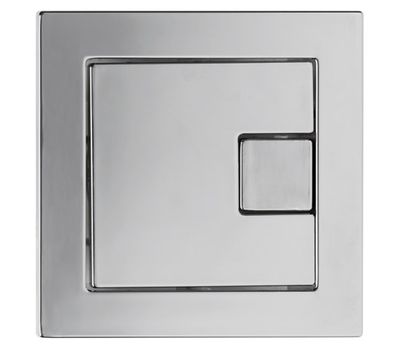 Roper Rhodes Square Dual Flush Plate