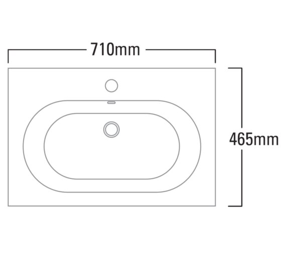 Technical drawing QS-V6766 / T70SB