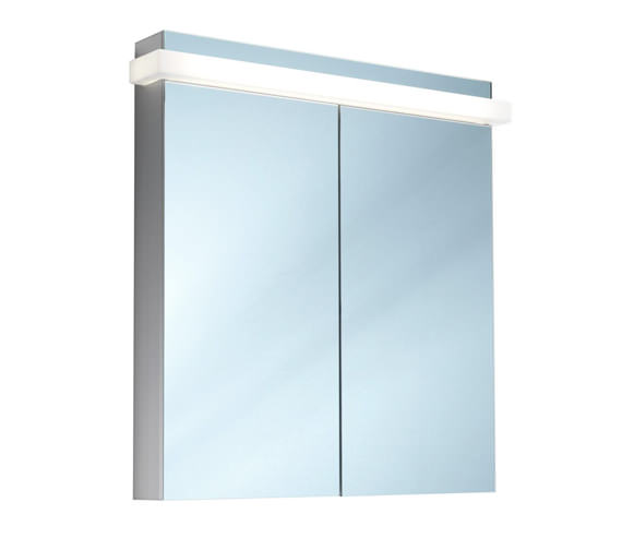 Schneider Taikaline 2 Door 800mm Mirror Cabinet