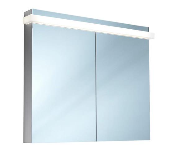Schneider Taikaline 2 Door 900mm Mirror Cabinet