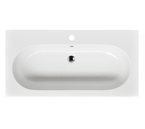 Roper Rhodes Theme 910mm Wall Mounted Basin