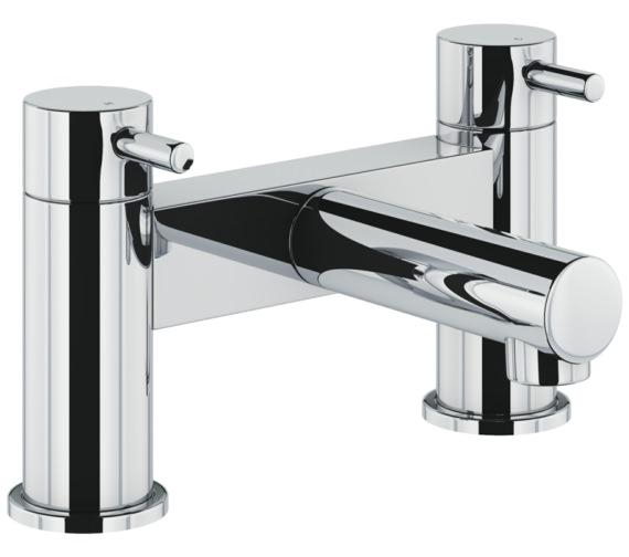 Abode Tanto Deck Mounted Bath Filler Tap