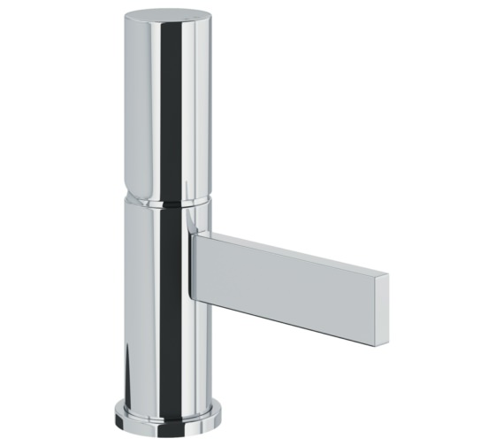 Abode Cyclo Chrome Mini Monobloc Basin Mixer Tap