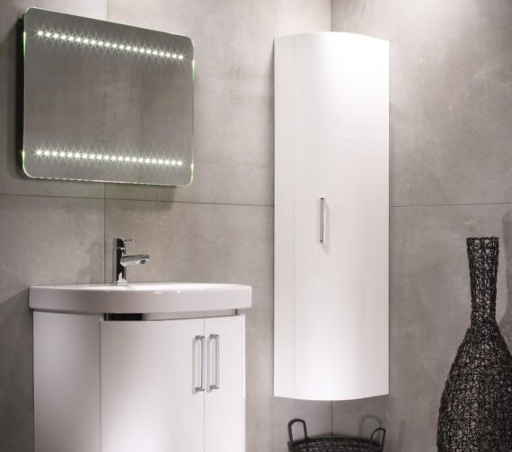 Additional image of Roper Rhodes Luxe 350mm White Storage Unit