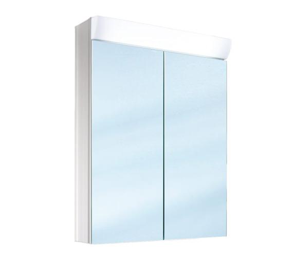 Schneider Wangaline 2 Door Mirror Cabinet 900mm