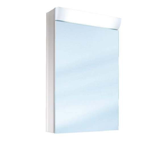 Schneider Wangaline 1 Door Mirror Cabinet 500mm