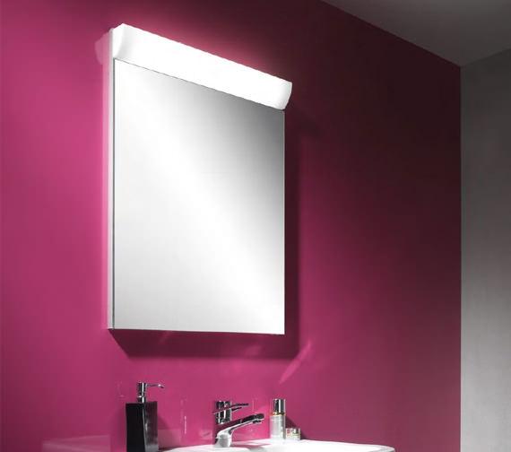 Additional image of Schneider Wangaline 1 Door Mirror Cabinet 500mm