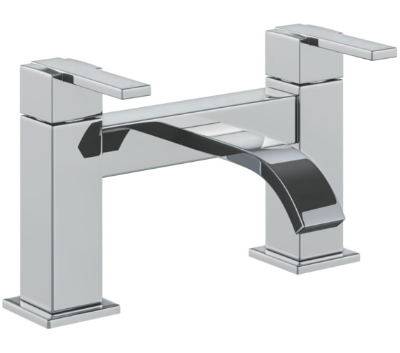 Abode Iso Deck Mounted Bath Filler Tap