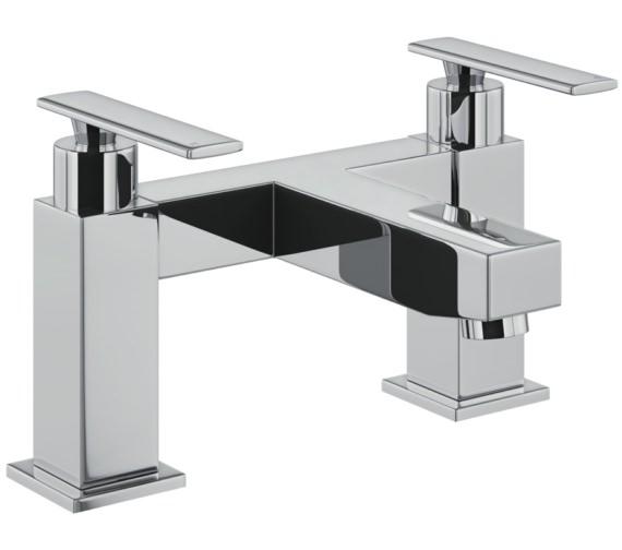 Abode Marino Deck Mounted Bath Filler Tap