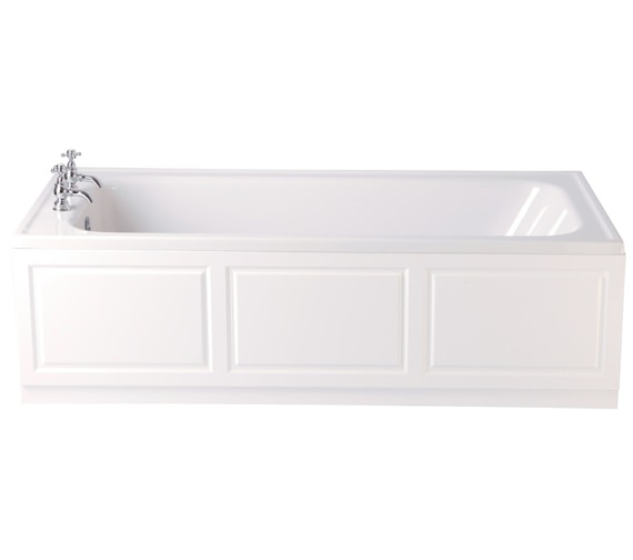 Heritage Victoria 1800 x 800mm Super Deep Single Ended Bath