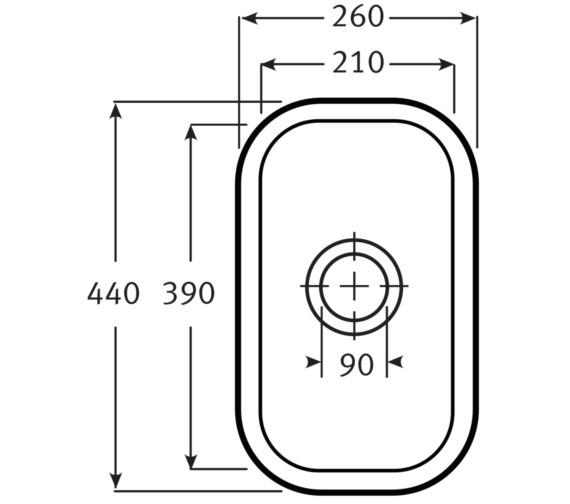 Technical drawing QS-V34370 / 1260066541 BOM