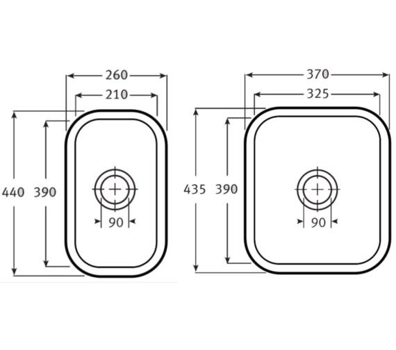 Technical drawing QS-V34267 / 1260066541 BOM