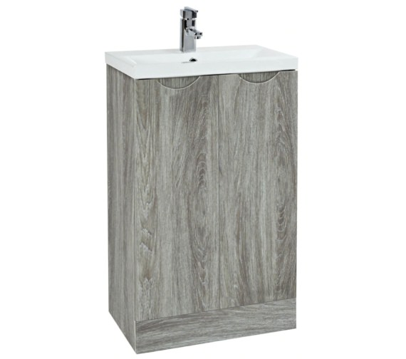 Phoenix Amari 510mm Vanity Unit With Basin Avola
