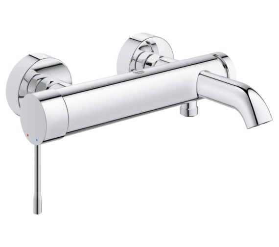 Grohe Essence New Wall Mounted Single Lever Bath Shower Mixer Tap