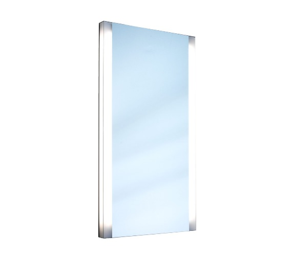 Schneider Triline 480mm Illuminated Mirror With Shaver Socket