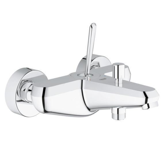 Grohe Eurodisc Joy Single Lever Bath Shower Mixer Tap Chrome
