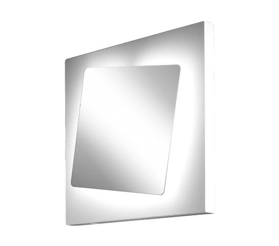Schneider Triline 520mm Illuminated Mirror With Shaver Socket