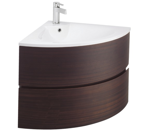 Corner Basin And Vanity Unit : ... vanity units bauhaus svelte eucalyptus corner vanity unit and basin