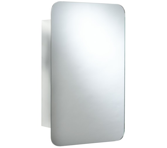 Croydex Medway Sliding Mirrored Door Cabinet