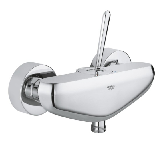 Grohe Eurodisc Joy Single Lever Half Inch Shower Mixer Tap Chrome