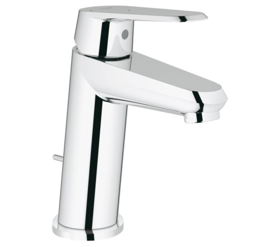 Grohe Eurodisc Cosmopolitan S-Size Basin Mixer Tap With Pop Up Waste