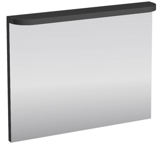Additional image of Britton Aqua Cabinets Compact White 900mm Illuminated Mirror