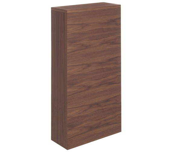 Bauhaus American Walnut 545mm WC Furniture Unit