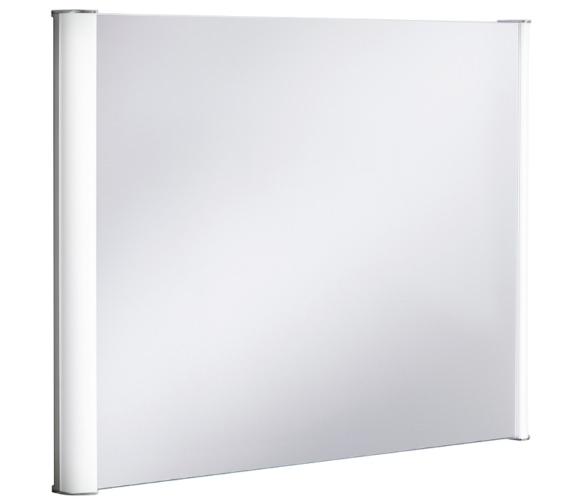 Bauhaus Serene 800 x 600mm Illuminated Bathroom Mirror