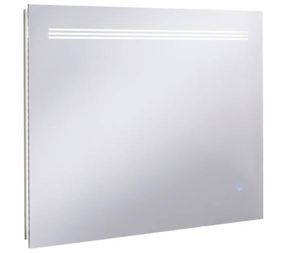 Bauhaus Radiance 800 x 600mm Ambient Illuminated Mirror