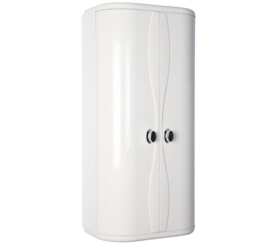 Croydex Double Door Plastic Cabinet 330 x 680mm
