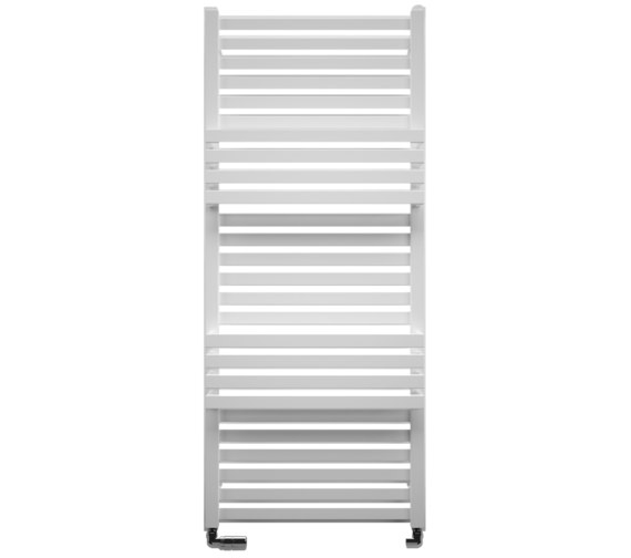 Bauhaus Gallery Seattle 500 x 1185mm White Matte Towel Warmer